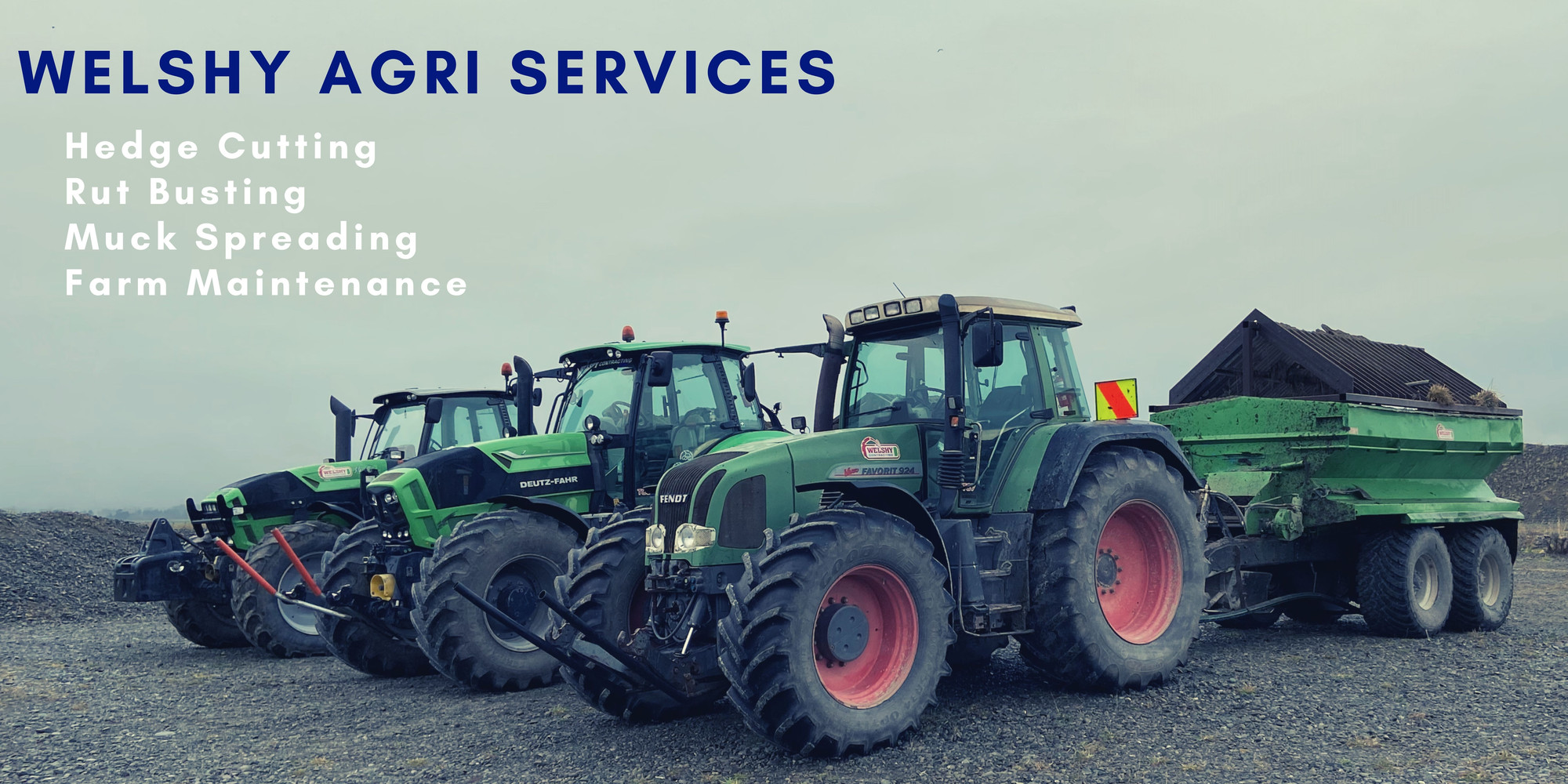 Welshy Agri Services