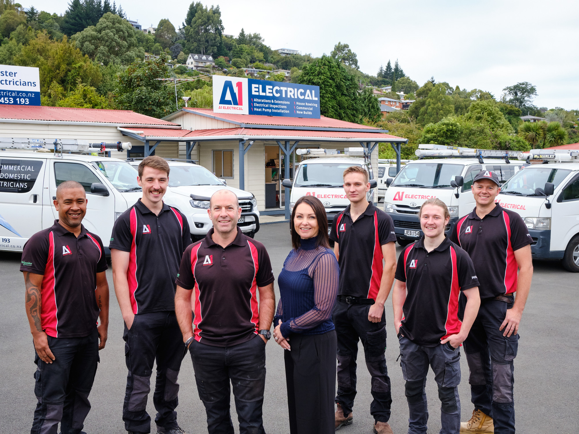 A1 Electrical - join the team