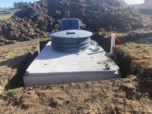 In-ground plumbing solutions