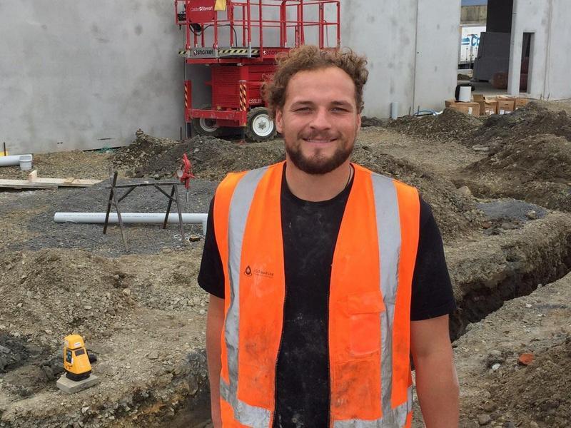 Josh Hayward Apprentice