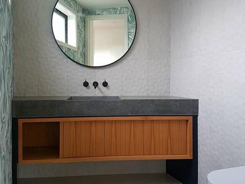 Second vanity unit