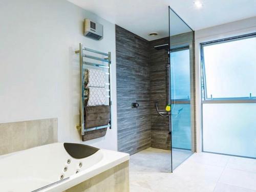 Bathroom with plumbing J G Smaill Ltd
