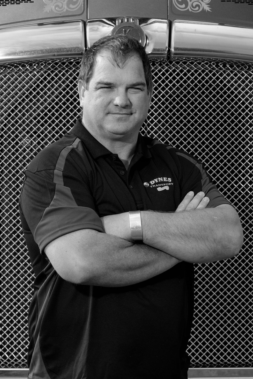 Peter Dynes Managing Director