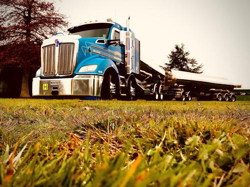 Dynes Kenworth truck