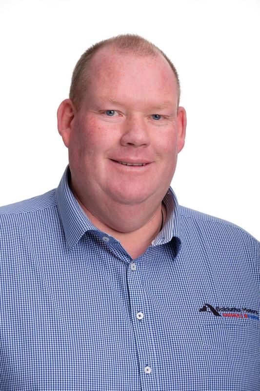 Justin Shanks Parts Manager