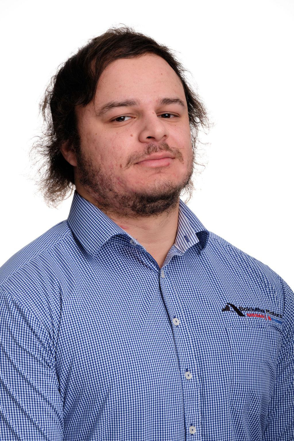 Ethan Edwards Service & Parts Advisor