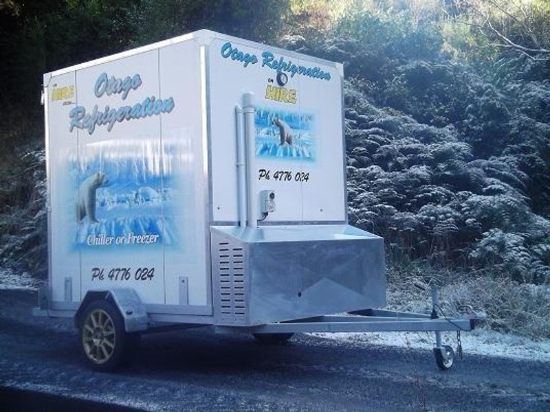 Otago refrigeration portable refrigeration