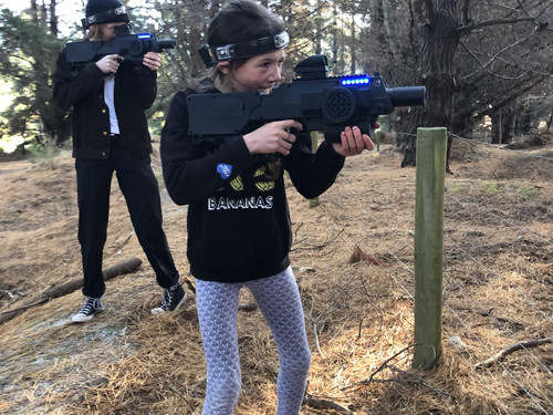 Battle Combat is great for girls and guys