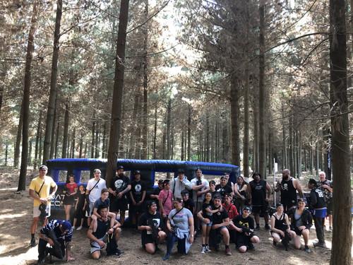 Christchurch Burwood forest events