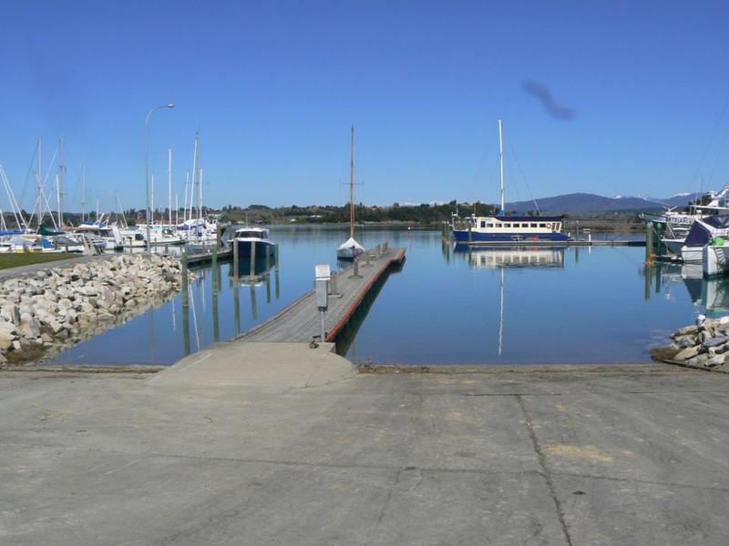 Boat ramps in the Motueka & Abel Tasman area