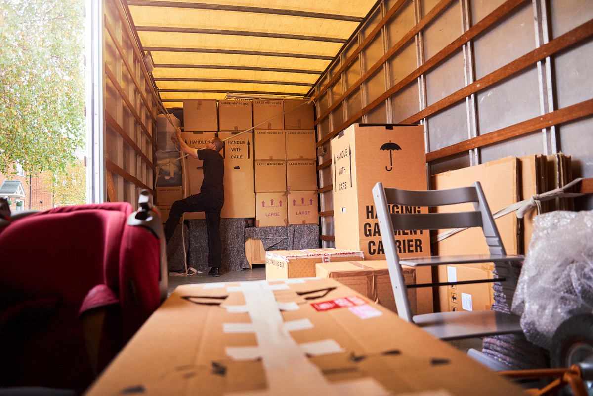 Hanson Removals Dunedin removals and storage