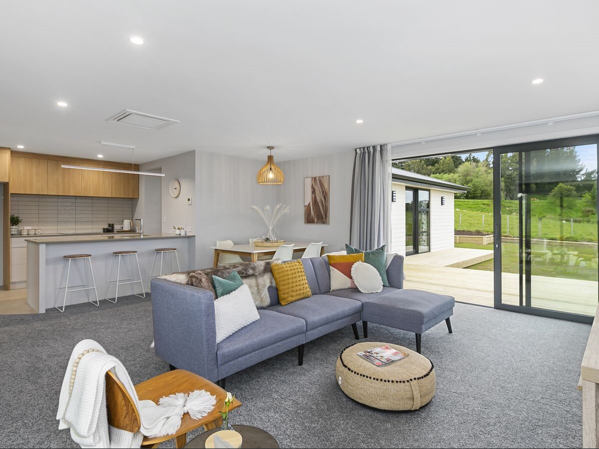 New build by Eoin Kirk from Outlet Homes