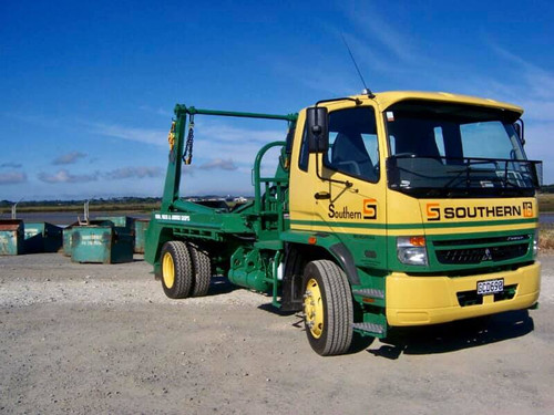 Southern Transport Gantry Skip Truck #16