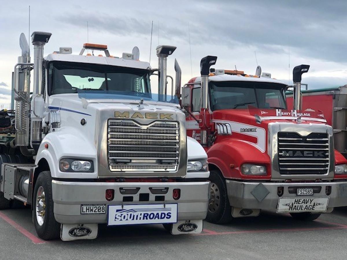 Southern Transport New Zealand Heavy Haulage