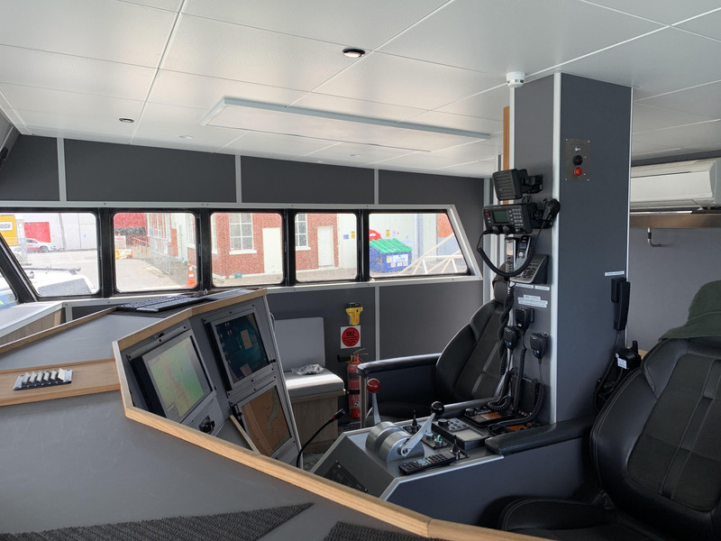 Navcom Electronics Dunedin marine electronics repairs and maintenance