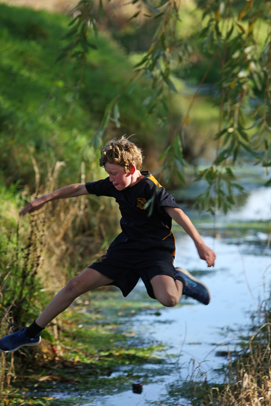 We encourage our students to be involved in outdoor co-curricular activities.