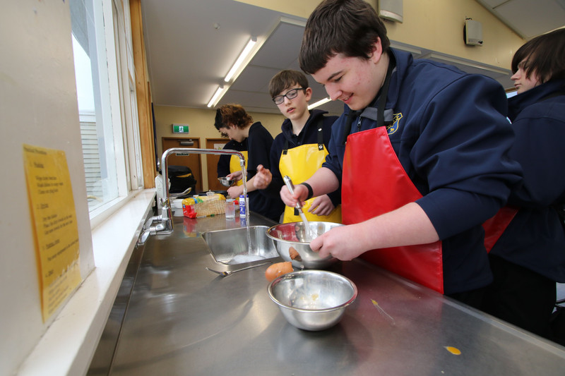 We provide a balanced education and a variety of subject experiences.