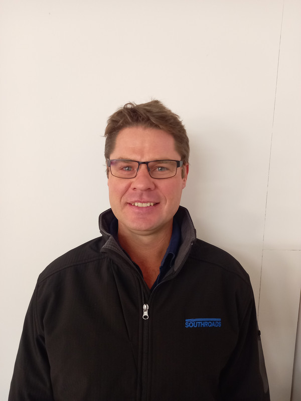 Peter Cuthbertson Contract Manager SouthRoads