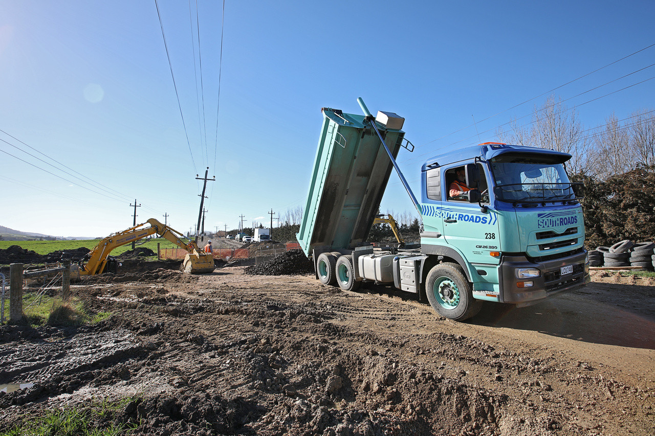 SouthRoads civil roading solutions
