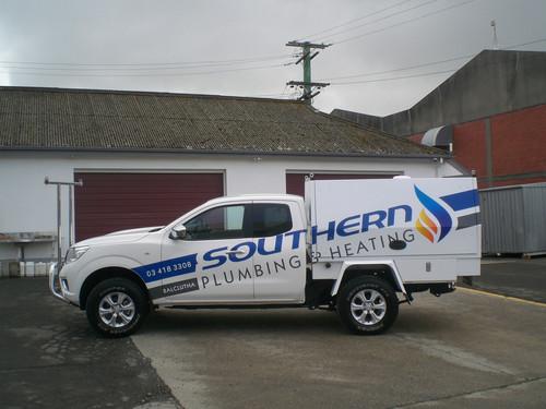 Southern Plumbing design
