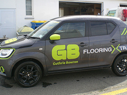 Guthrie Bowron graphics