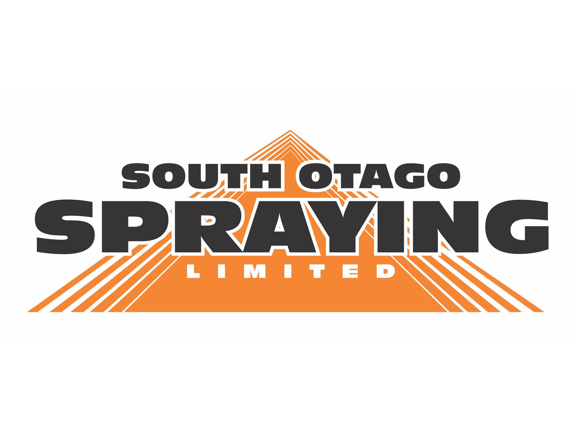 South Otago Spraying ltd logo design