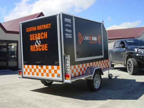 SAR trailer design
