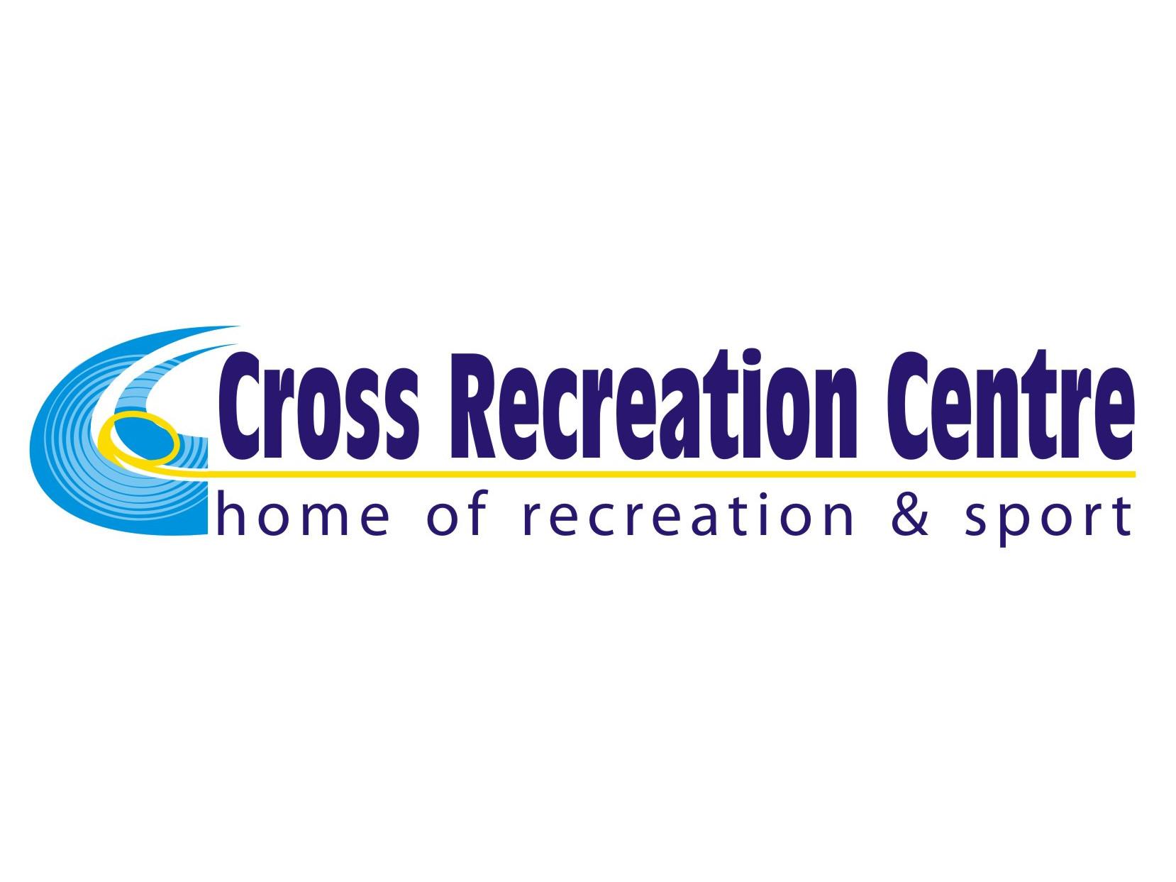 Cross Recreation logo design