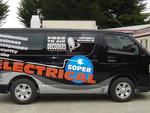 Soper Electrical design