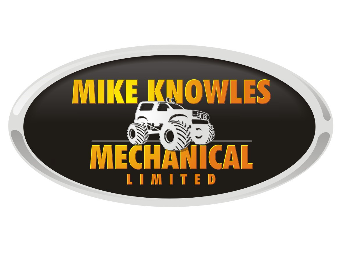 Oval logo for Mike Knowledge Mechanical Ltd