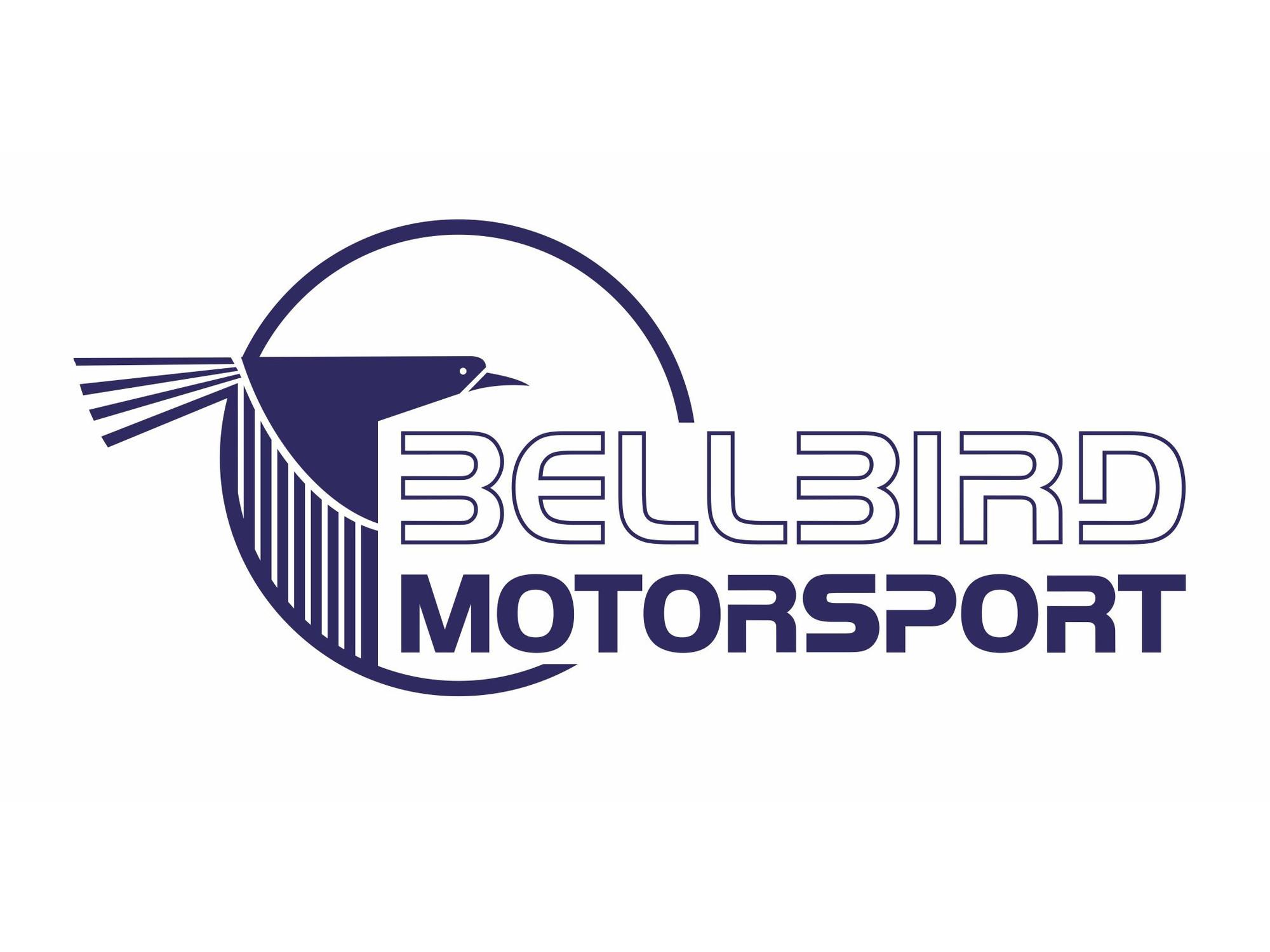 Bellbird Racing logo design by Signworks