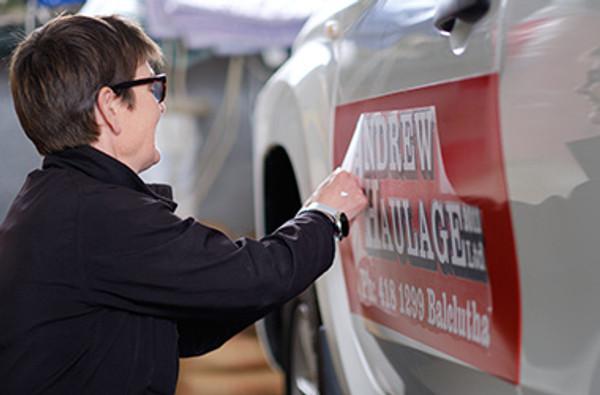 Signworks South Otago Vehicle Signage and Wraps