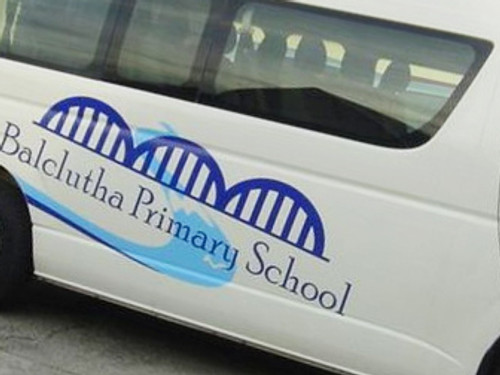 Balclutha Primary School graphics