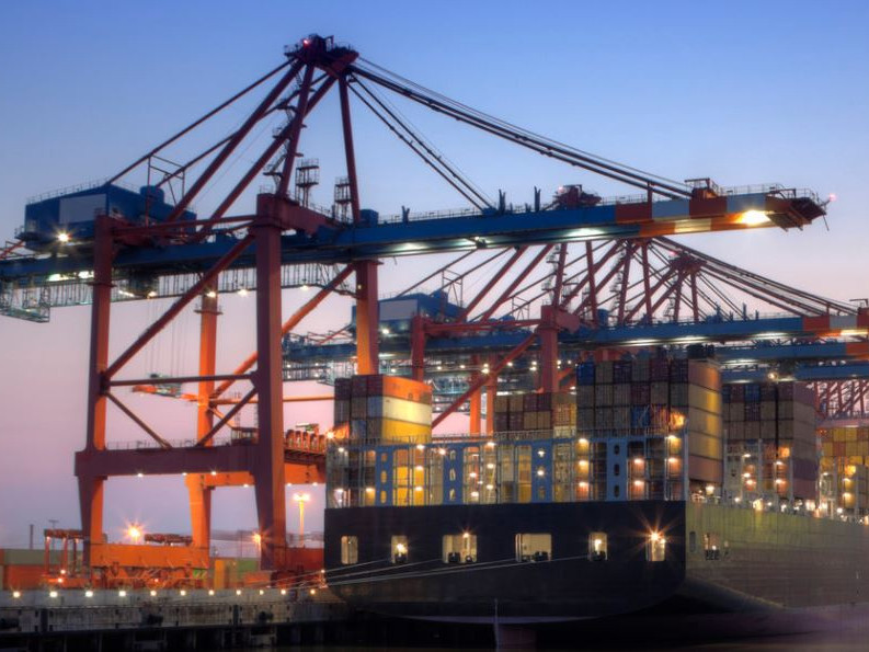 Circuit Logistics Port Photo