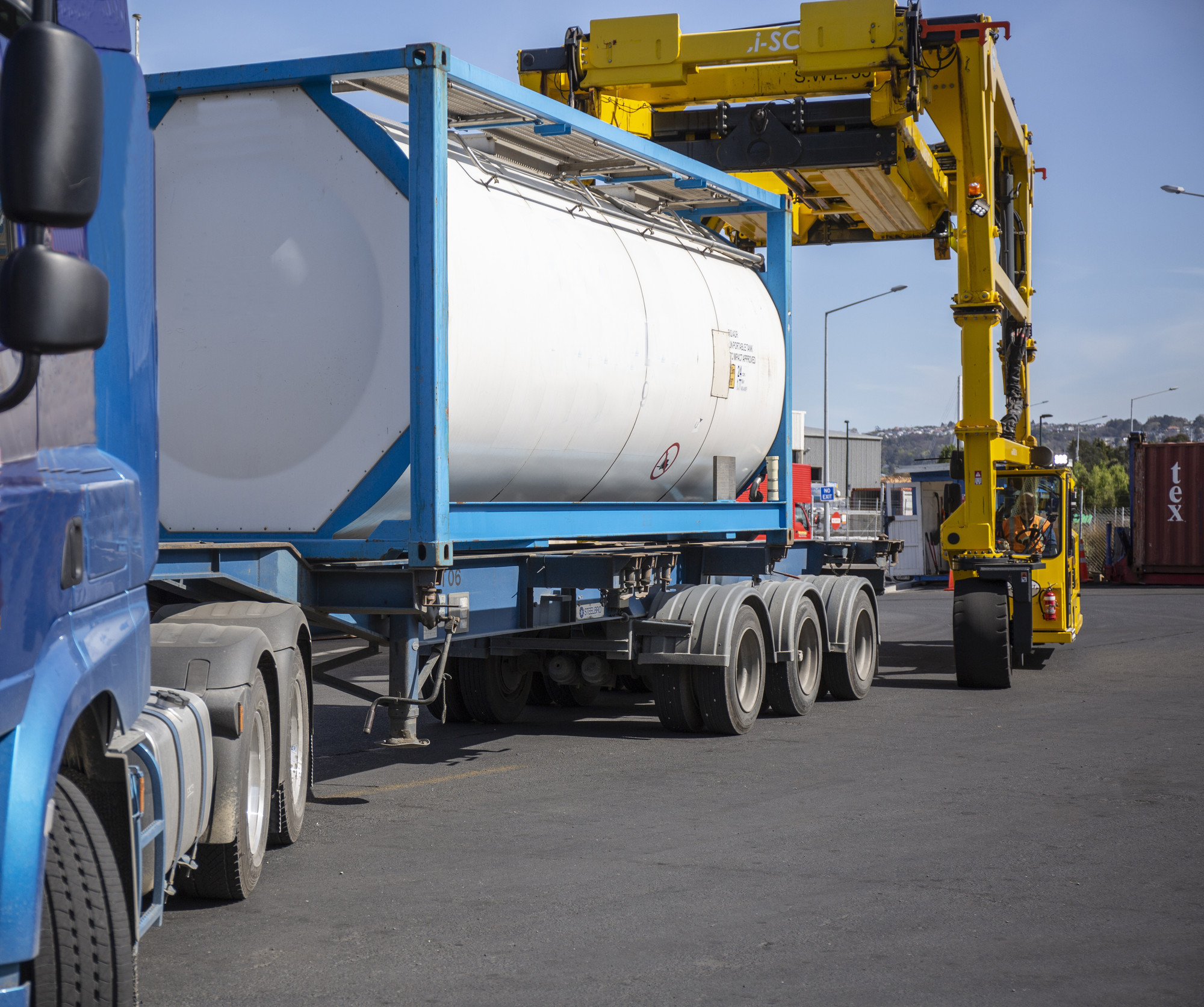 Circuit Logistics Bulk Liquid Chemicals