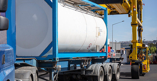 ISO tanks from Circuit Logistics