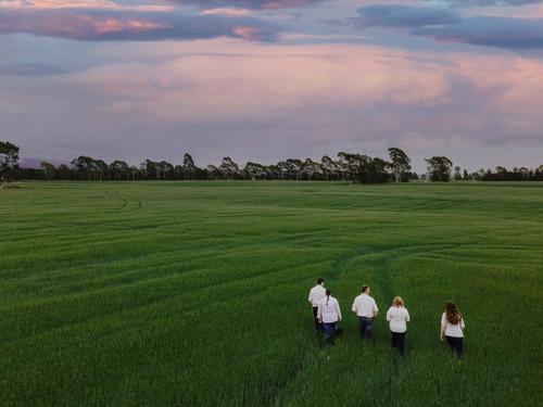 Bowalley Free Range farm near Maheno practices vertically integrated farming