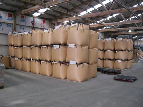 Bulks Bags ready for transporting